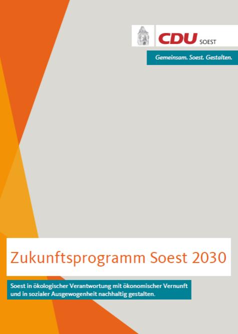 Zukunftsprogramm Soest 2030